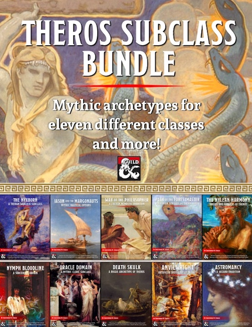 Theros Bundle Cover